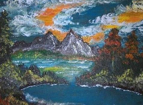 Mountain View by April Maisano