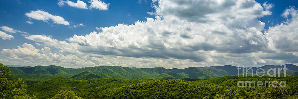 Mountain View by Jennifer Marie Nature Exposed