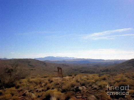 Mountains Arizona by Debbie Wells