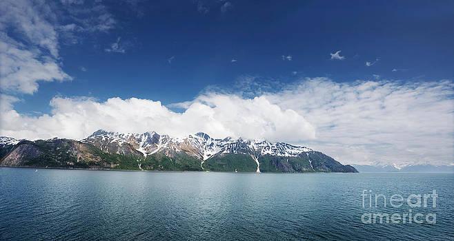 Jo Ann Snover - Mountains meet sea