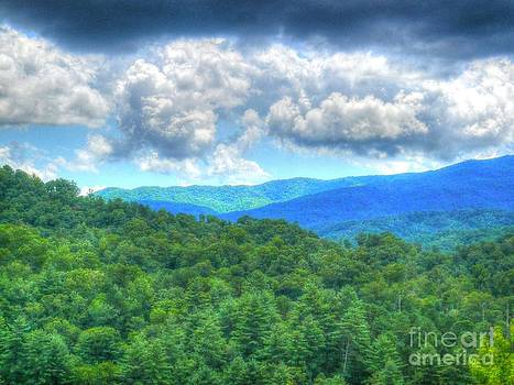 Jaclyn Hughes Fine Art - Mountains of Tennessee