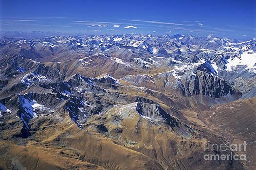 Mountains - Kazakhstan, China, Mongolia, Russia by Vladimir Sidoropolev
