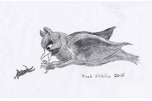 Mouse Escape by Fred Jinkins