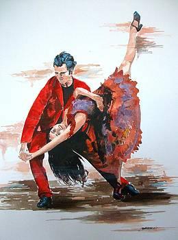 Movement by Samir Sokhn