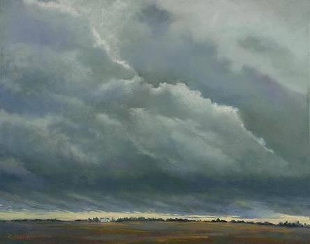 Moving East by Regina Calton Burchett