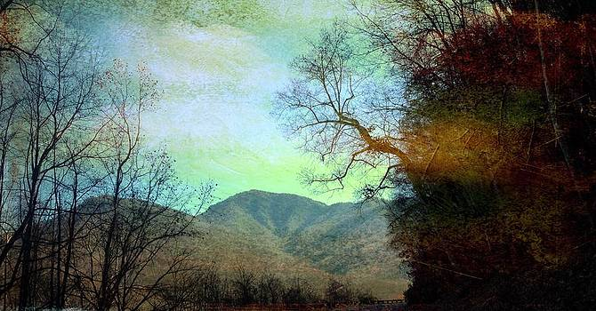 MPrints-Smokey Mountain Memories by M  Stuart