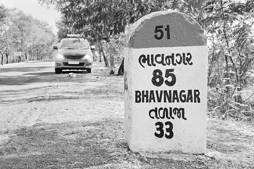 Kantilal Patel - MPV 85 kilometers Bhavnagar