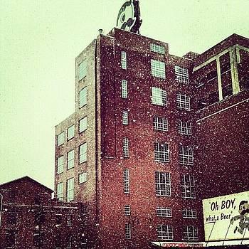 Mr. Boh Loves The Snow by Rebecca Kowalczik