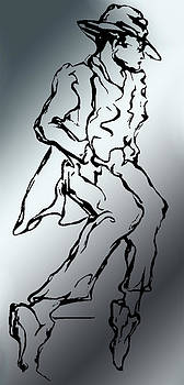 Mr. Bojangles by Lloyd DeBerry