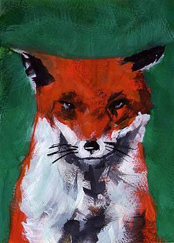 Mr. Fox by Clauser Oliboni