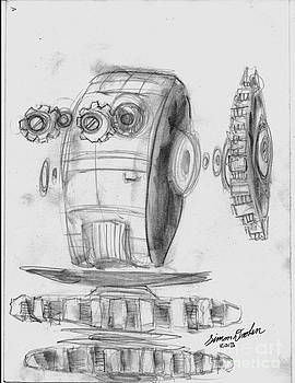 Simon Drohen - Mr. Gears 01