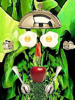 Mr Gourmet by Prosper Abitbol