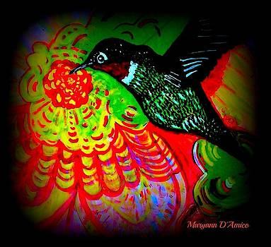 Maryann  DAmico - Mr. Hummingbird