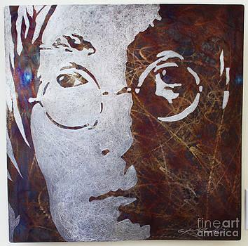 Mr Lennon by Chris Mackie