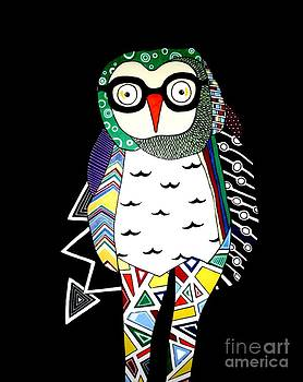 Mr. Owl by Amy Sorrell