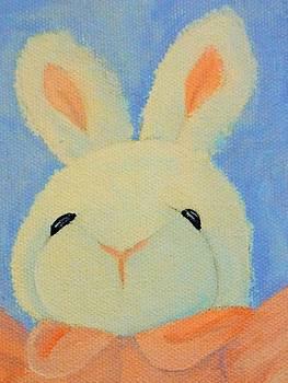 Mr. Rabbit by Stefanie Beauregard