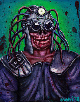 Mr. Self-Destruct by Mani Price