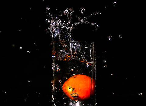 Mr. Splashing Tomato by Vishal Kumar
