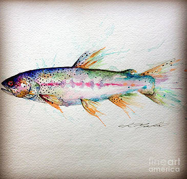 Mr Trout by Chris Mackie