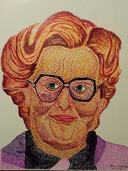 Mrs Doubtfire by Ron Anthony