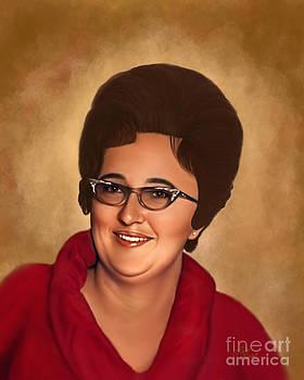 Mrs. J by Linda Gleason Ritchie