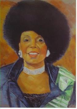 Mrs. Peters by Leonard R Wilkinson