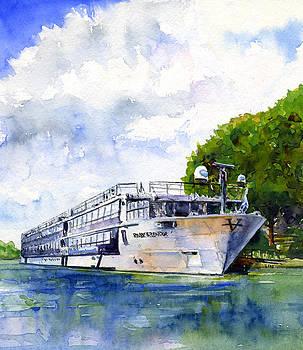 MS River Splendor by John D Benson