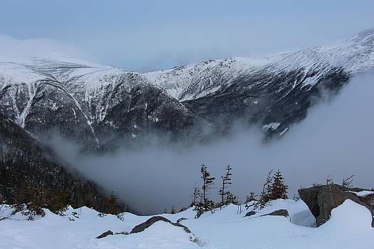 Mt Adams NH 4000 Ft by Jeffrey Akerson
