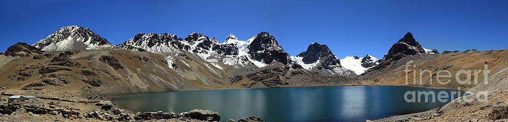 James Brunker - Mt Condoriri Panorama
