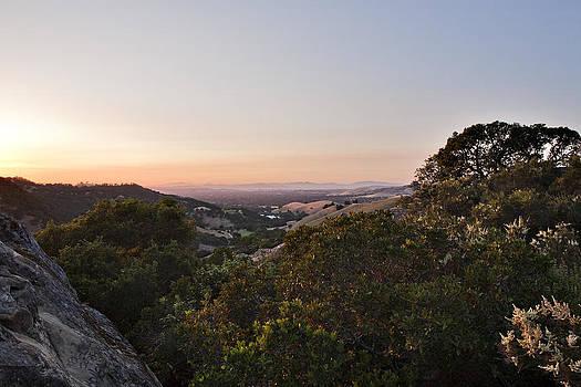 Mt Diablo Foot Hills by Joel Moranton