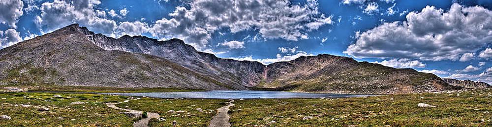 Mt. Evans Panoramic by Alex Owen