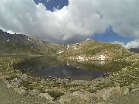 Mt Evans by Rick Lecture