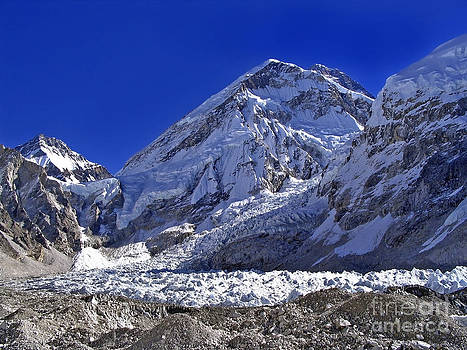 Tim Hester - Mt Everest Base Camp