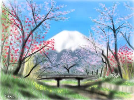 Mt Fuji 34 by Yoshiyuki Uchida