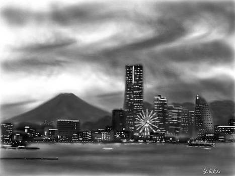 Mt Fuji 35 by Yoshiyuki Uchida