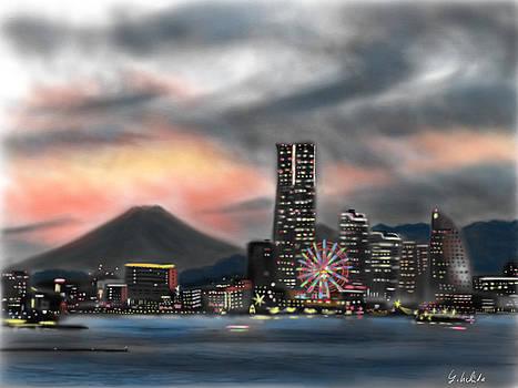 Mt Fuji 36 by Yoshiyuki Uchida