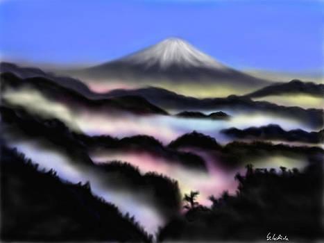 Mt Fuji 38 by Yoshiyuki Uchida