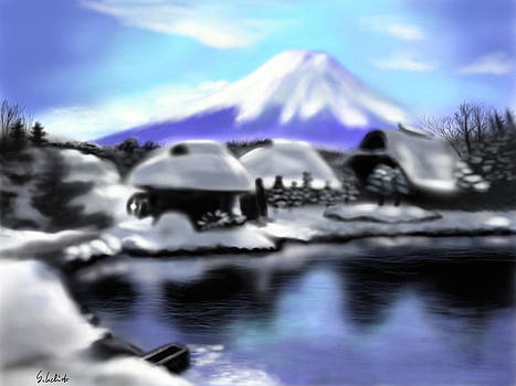 Mt Fuji 39 by Yoshiyuki Uchida