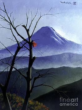Mt. Fuji by Paul Collins