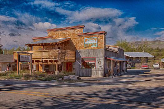 Omaste Witkowski - Mt Gardner Inn and Fly Shop