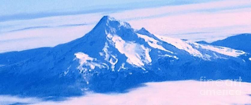 Nick Gustafson - Mt. Hood Blues