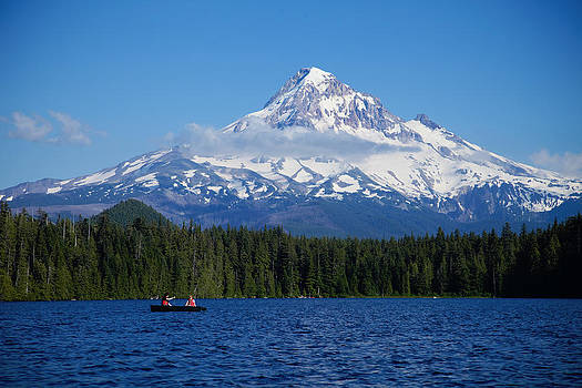 Crystal Cox - Mt. Hood Lost Lake