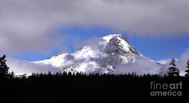 Mt. Hood- Oregon by Howard Koby
