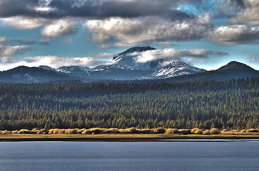 Mt. Lassen  by Craig Sanders