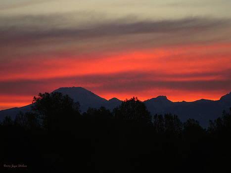 Joyce Dickens - Mt Lassen Skyscape