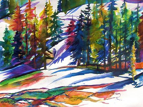 Mt Lassen White Jewels by Therese Fowler-Bailey