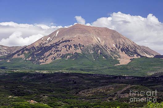Mt. Peale  by Juls Adams
