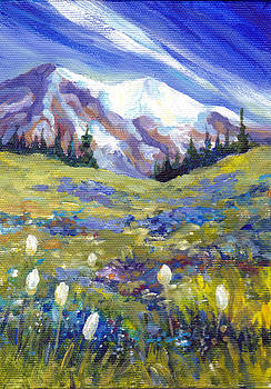 Peggy Wilson - Mt. Rainier I