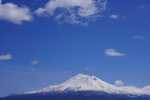 Baslee Troutman - Mt Shasta Art Prints Shasta Mountain