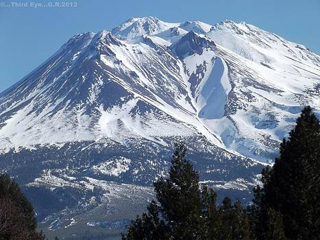 Mt. Shasta by Gary Rathjen